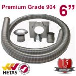 904 twin wall flexible flue liner